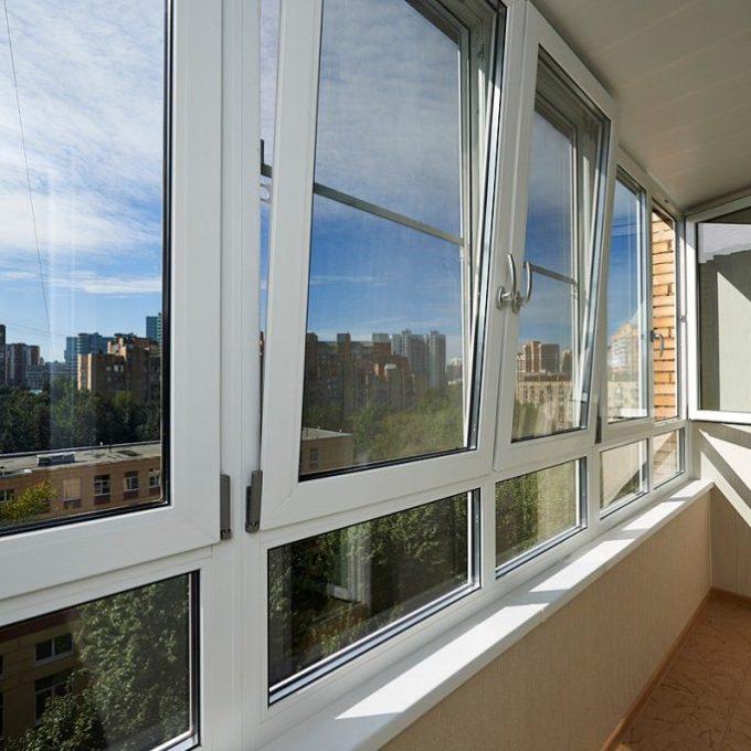 Алюминиевый распашной профиль Provedal для балконов