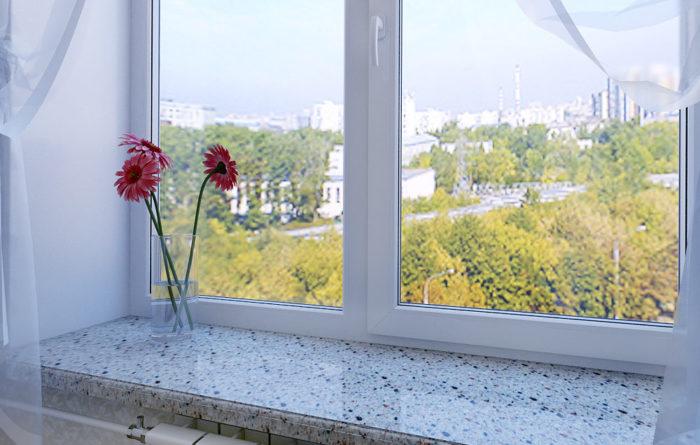 подоконник для пластиковых окон